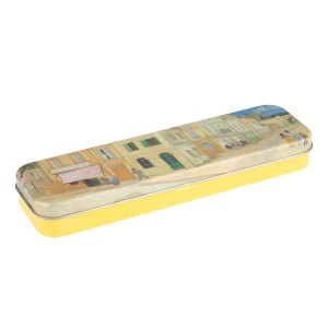Van Gogh Pencil case The Yellow House