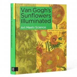 Van Gogh's Sunflowers Illuminated. Art Meets Science