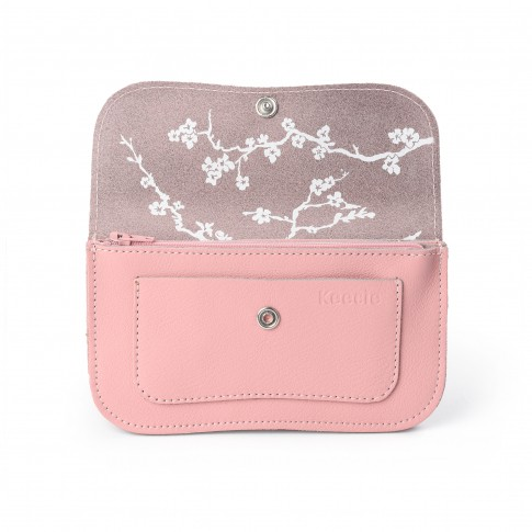 c3594a6009d Van Gogh Keecie® Portemonnee Soft Pink