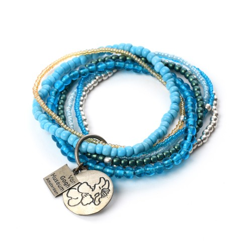 Van Gogh A Beautiful Story® Armband Amandelbloesem 7-strings