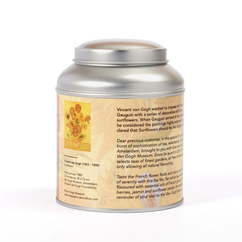 Van Gogh Luxury tea Sunflowers