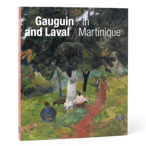 Catalogus Gauguin en Laval op Martinique NL, EN, FR