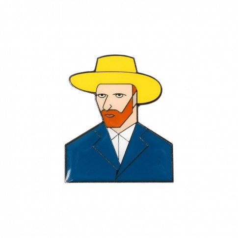 Vincent van Gogh Revers pin