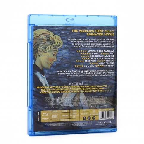 Blu-ray Loving Vincent