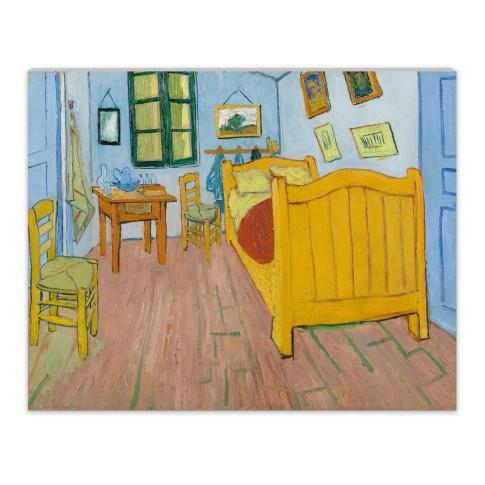 Van Gogh Canvas S De Slaapkamer - Van Gogh Museum shop