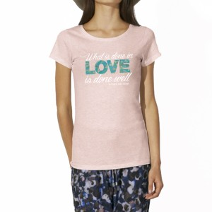Van Gogh T-shirt 'Love'