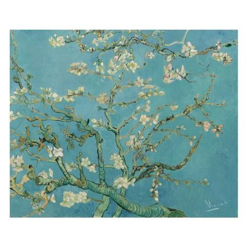 Behang Met Afbeelding.Van Gogh Behang Amandelbloesem Van Gogh Museum Shop