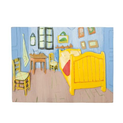 3D magneet de slaapkamer - Van Gogh Museum shop