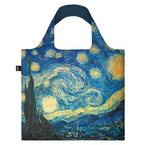 Van Gogh LOQI Starry Night tas