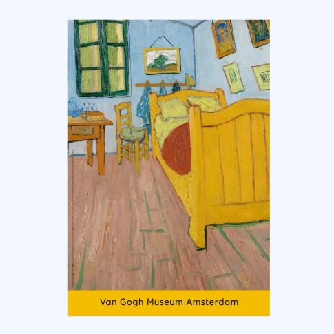 Van Gogh Poster De Slaapkamer - Van Gogh Museum shop