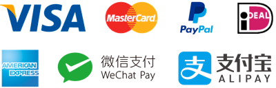 Logo's payment methods